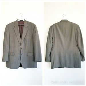 Lauren Ralph Lauren Wool 2 Pc Suit